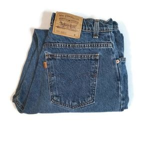 Levis Vintage High waist Relaxed Tapered Leg 14